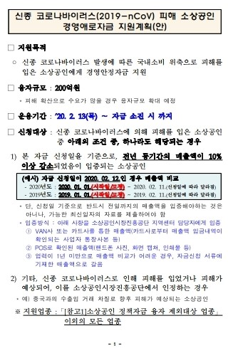 신종 코로나바이러스 피해 소상공인 경영애로자금 지원계획.pdf_page_1 (6).jpg